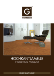 Hochkantlamelle Parkett Katalog