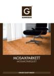 Mosaik Parkett Katalog