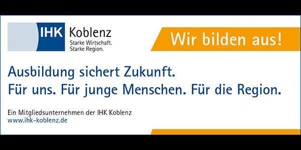 IHK Koblenz wir bilden aus