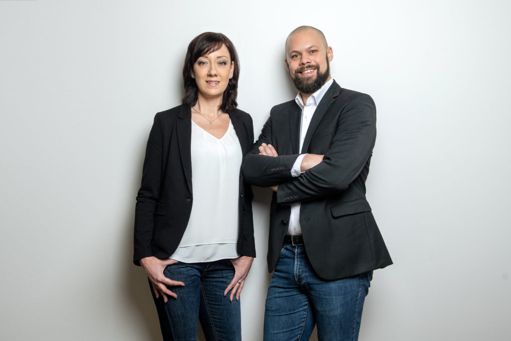 Verena und Carsten Nilges